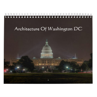 Washington DC Architecture Calendar