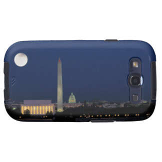 Washington DC at Night Galaxy S3 Cover