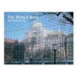 Washington, DC: Banco mundial Tarjeta Postal
