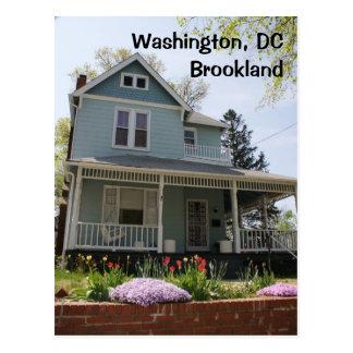 Washington, DC:  Brookland Tarjetas Postales