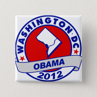 Washington DC Button