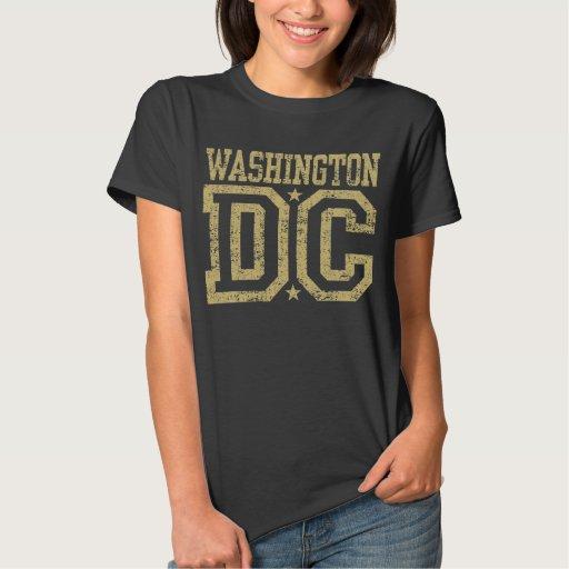 Washington DC Camisas