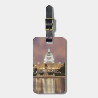 Washington DC, Capitol Building Bag Tag