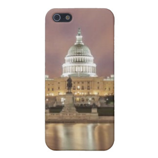Washington DC, Capitol Building Cover For iPhone SE/5/5s