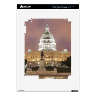 Washington DC, Capitol Building iPad 3 Skin