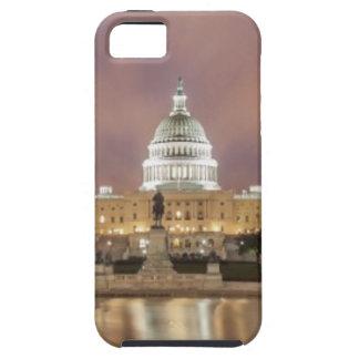 Washington DC, Capitol Building iPhone SE/5/5s Case