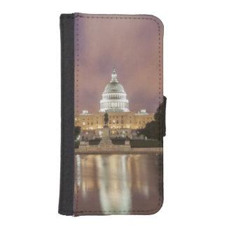 Washington DC, Capitol Building iPhone SE/5/5s Wallet Case