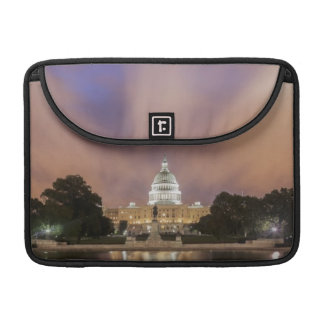 Washington DC, Capitol Building MacBook Pro Sleeves