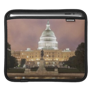 Washington DC, Capitol Building Sleeves For iPads