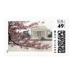 Washington DC de la flor de cerezo Estampilla
