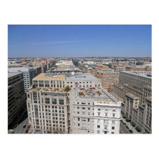Washington DC de la torre vieja 001 de la oficina Postal