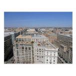 Washington DC de la torre vieja 001 de la oficina  Postales