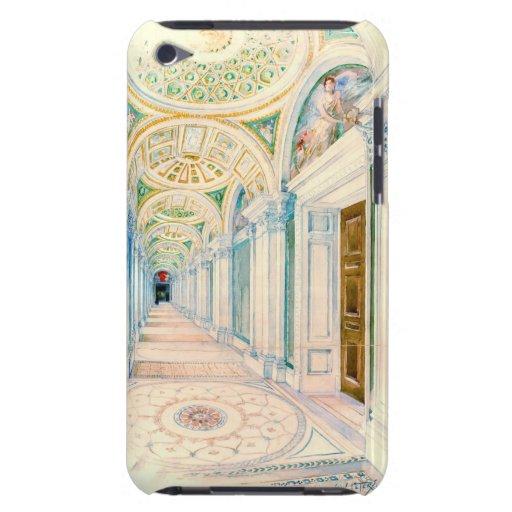 Washington DC del congreso 1897 de la biblioteca Case-Mate iPod Touch Protectores