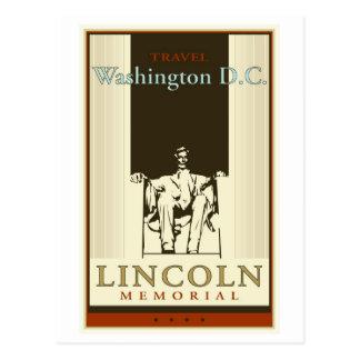 Washington DC del viaje Postal