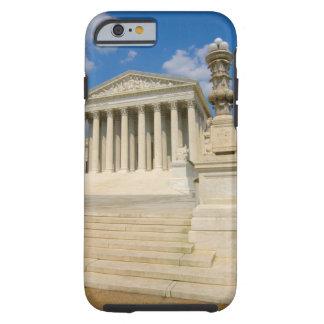 Washington, DC, edificio del Tribunal Supremo Funda Resistente iPhone 6