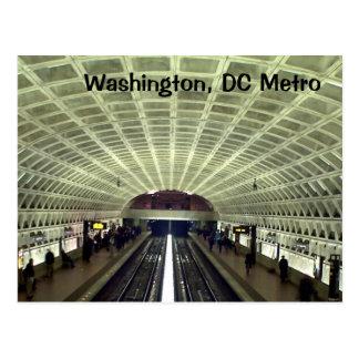 Washington, DC: Estación de metro Postal