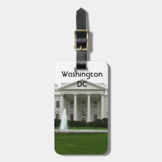 Washington DC Etiquetas Para Maletas