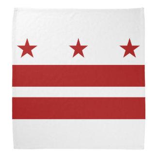 Washington DC Flag Bandana