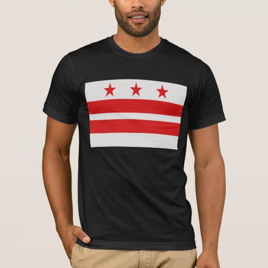 Washington dc flag district of columbia t shirt for T shirts printing washington dc