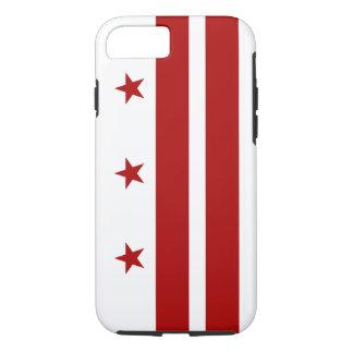 Washington DC Flag iPhone 7 Case