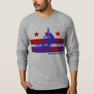 Washington DC Flag T-Shirt