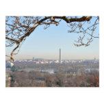 Washington DC from Arlington House Postcard