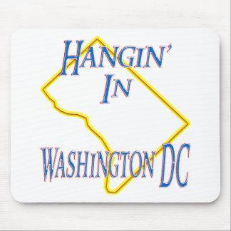 Washington DC - Hangin Alfombrilla De Ratón