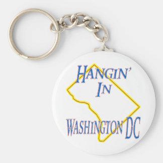 Washington DC - Hangin' Keychains