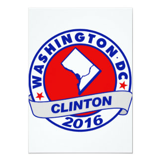 washington DC Hillary Clinton 2016.png Card