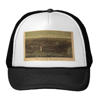 Washington DC in 1892 Trucker Hat