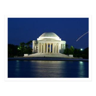 Washington DC Jefferson Memorial Postcard
