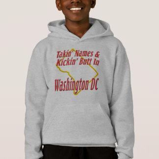 Washington DC - Kickin' Butt Hoodie