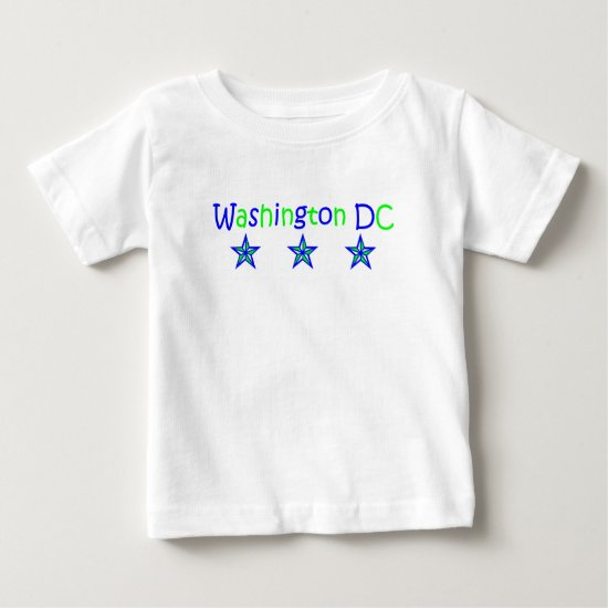 Washington DC Kid's T-shirt