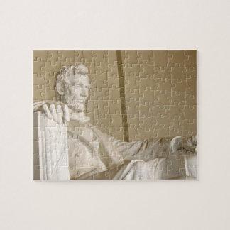 Washington, DC, Lincoln Memorial Puzzle