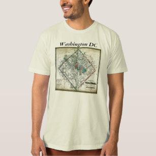 d170dc7904ce District Of Columbia Map T-Shirts - T-Shirt Design & Printing | Zazzle
