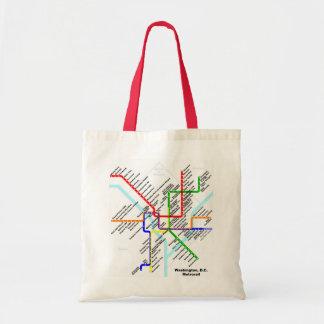 Washington dc metro  Bag