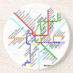 Washington dc metro Coaster