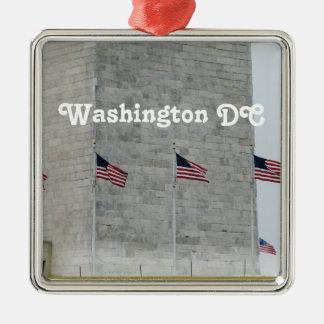 Washington DC Monument Ornament