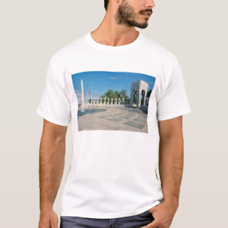 Washington, DC, National WWII Memorial T-Shirt