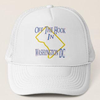 Washington DC - Off The Hook Trucker Hat