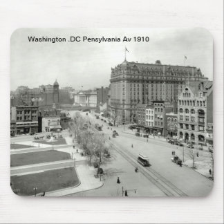 Washington .DC Pensylvania Av Speck  Mousepad