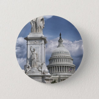 Washington DC Pinback Button