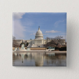 Washington DC Pinback Button