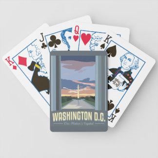 Washington DC Playing Cards