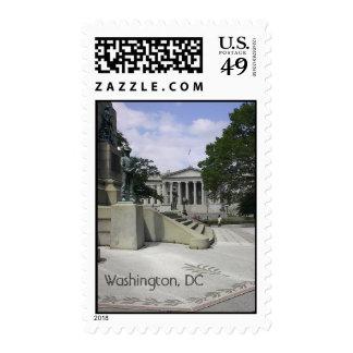 Washington DC Stamps
