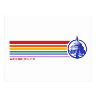 Washington DC Postcard