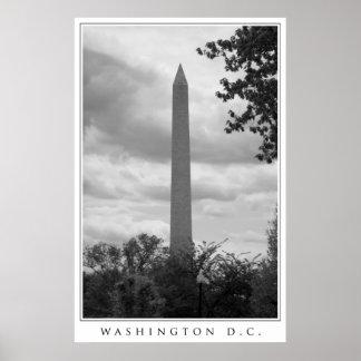 Washington DC Póster