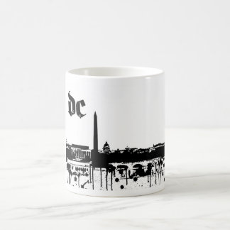 Washington DC put on for your city Coffee Mug