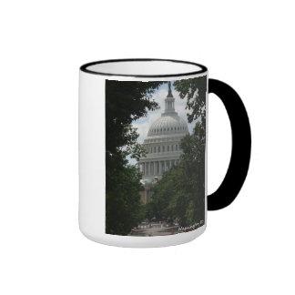 washington dc ringer mug