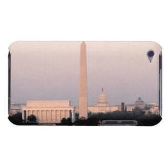 Washington, DC Skyline Barely There iPod Case